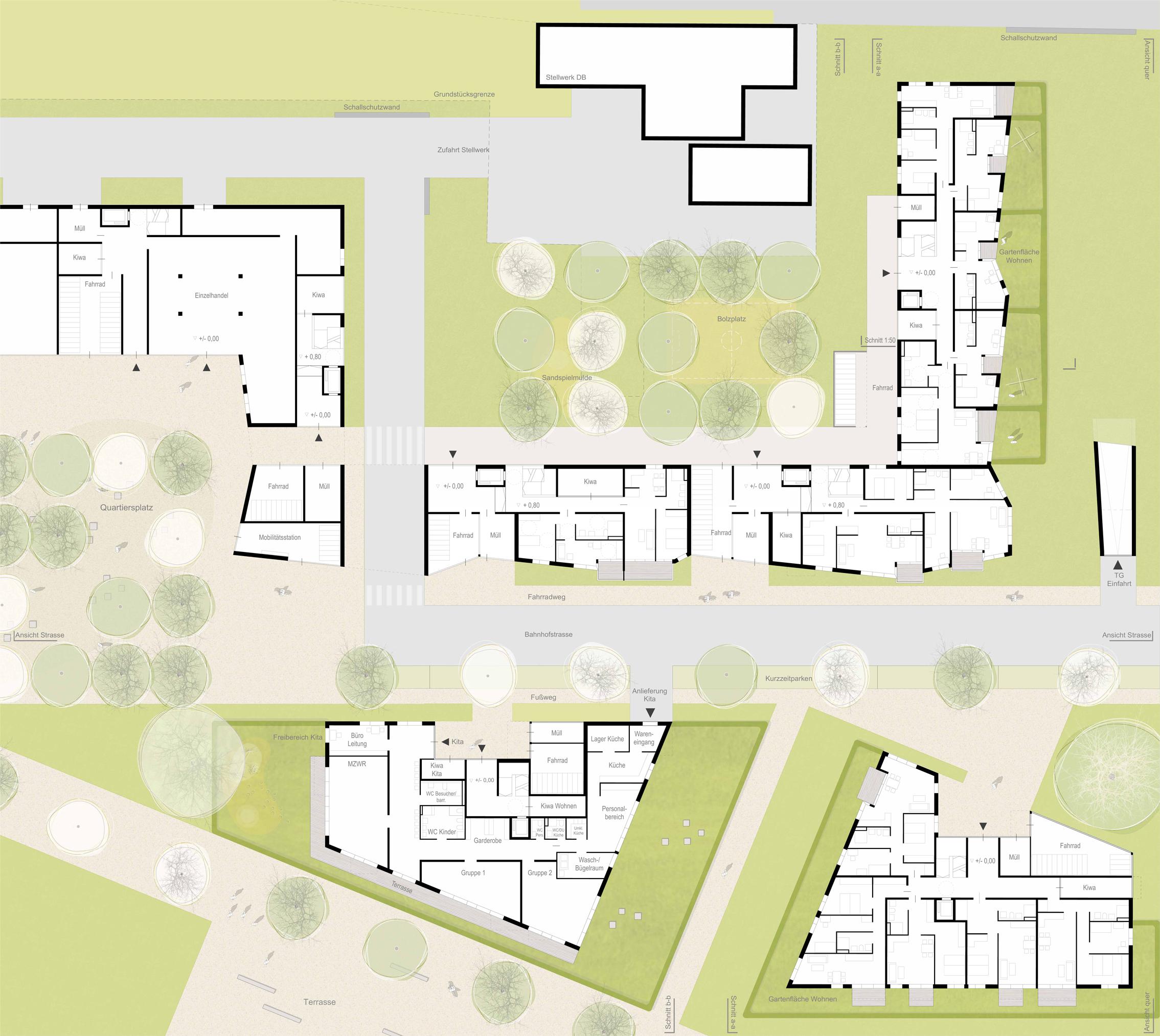 Architekten Landshut fischer z architekten ehemaliges bahngelände westlich des
